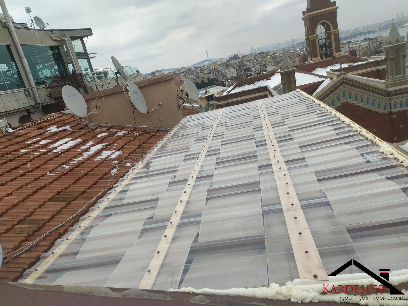 Çatı ve Oluklarınızı Rüzgar hasarından nasıl korursunuz?